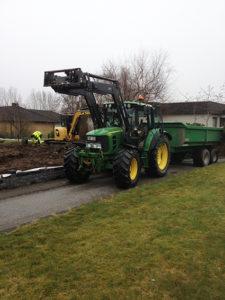 Lggs traktor